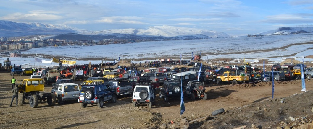 OFF-ROAD'IN KALBİ ERZURUM'DA ATTI